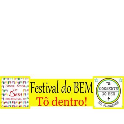 Festival do BEM #euvou!
