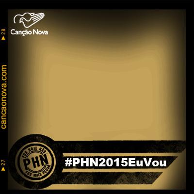 #PHN2015euvou