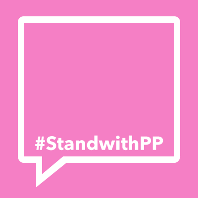 I Stand with PP