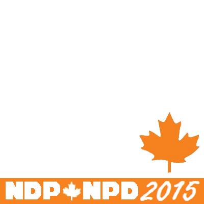 Support the Federal NDP 2015