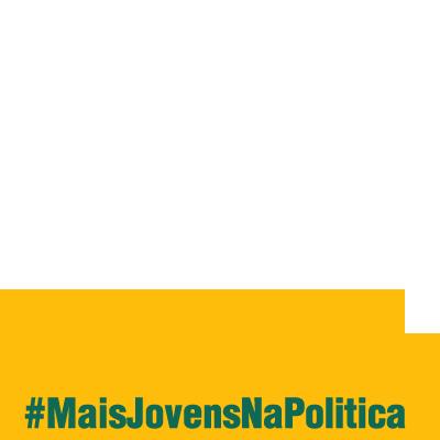 #MaisJovensNaPolitica