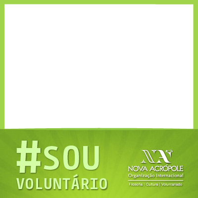 #SouVoluntário