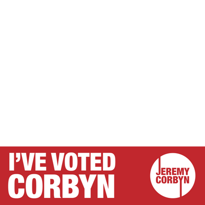 I've Voted Corbyn