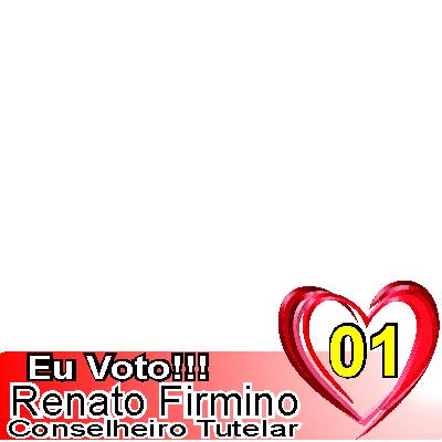 Eu Voto em Renato Firmino