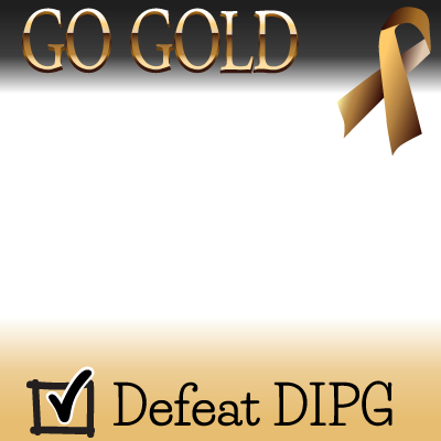 Go Gold & Defeat DIPG