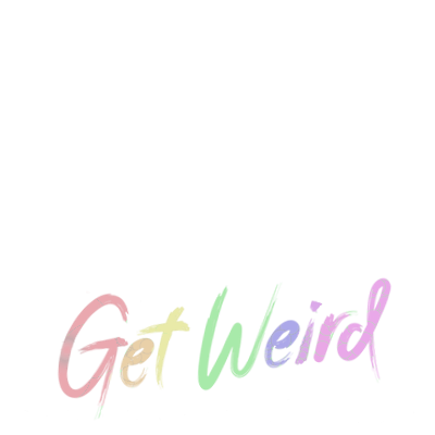 Pastel Rainbow Get weird