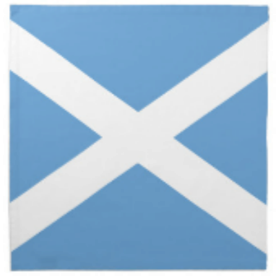 Fly The Saltire