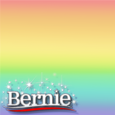 Support for Bernie & Gays