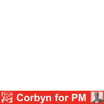 Jeremy Corbyn for PM