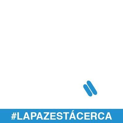 #LaPazEstáCerca