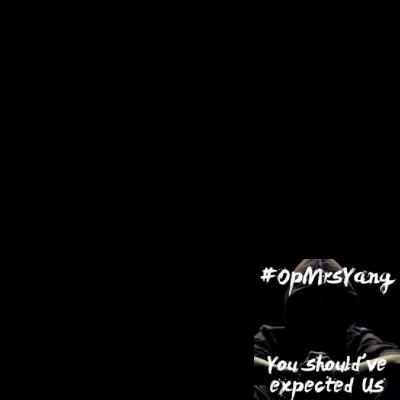 #OpMrsYang