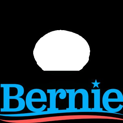 Bernie 2016 Bottom Ribbon