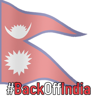 #Back Off India