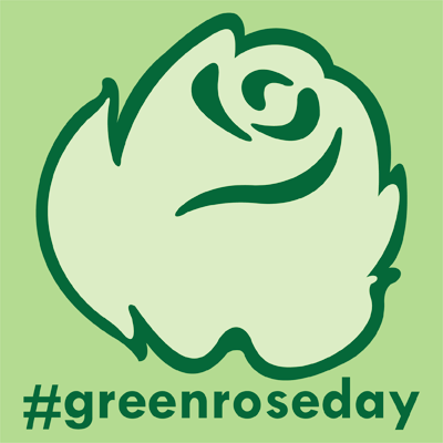 Green Rose Day