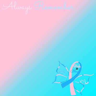 PAIL Awareness Pink And Blue
