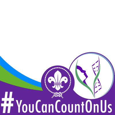 We are #Scouts! #YouCanCount