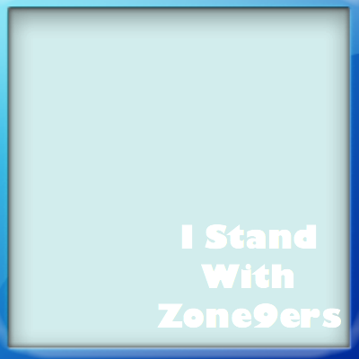 I stand with Zone9ers