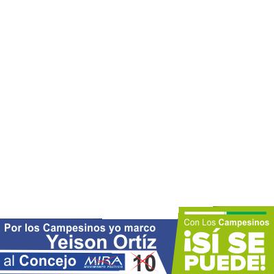 Campesinos #SíSePuede