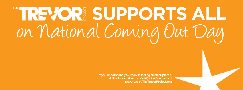 National Coming Out Day - Support Campaign | Twibbon