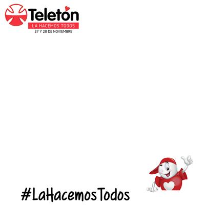 Teletón #LaHacemosTodos