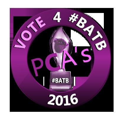 PCA 2016 #batb vote