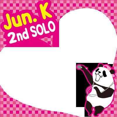 JUN.K( 2PM ) 2nd SOLO