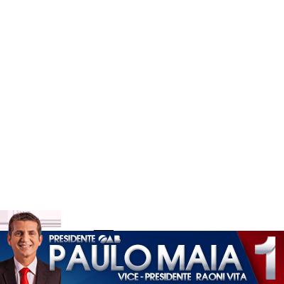 Paulo Maia Presidente OAB