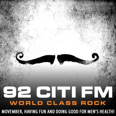 92 CITI FM Movember