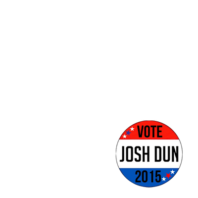 Vote for Joshua Dun