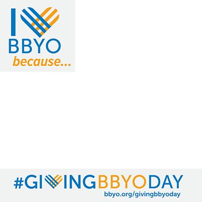 #givingBBYOday