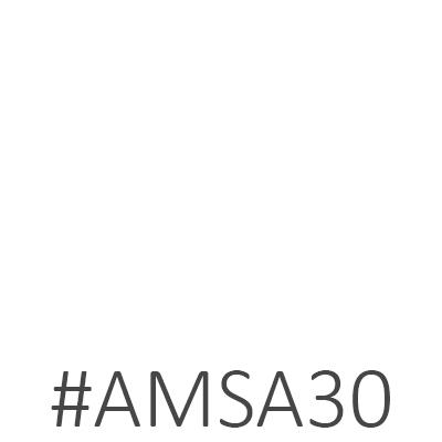 #AMSA30