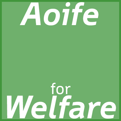 Aoife for Welfare & Equality