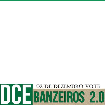 Chapa Banzeiros 2.0 DCE UNIR