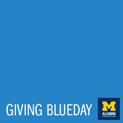 Alumni for Giving Blueday