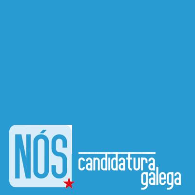NÓS CANDIDATURA GALEGA