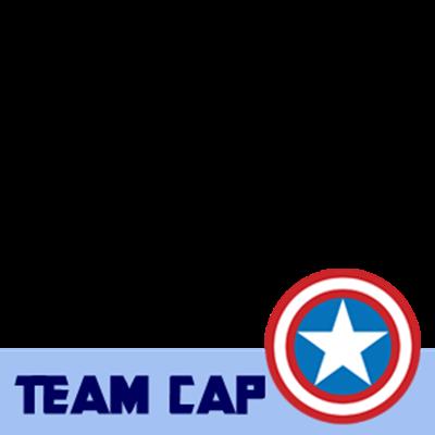 I'm TEAM CAP