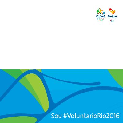 Sou #VoluntárioRio2016