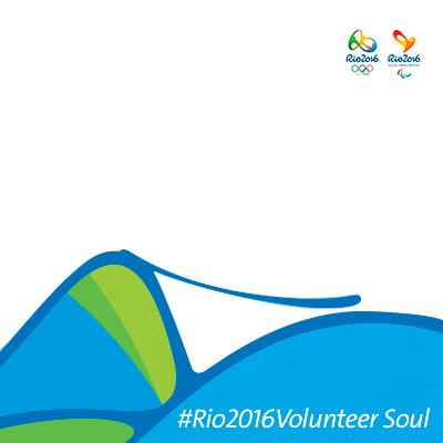 I´m a #Rio2016Volunteer Soul