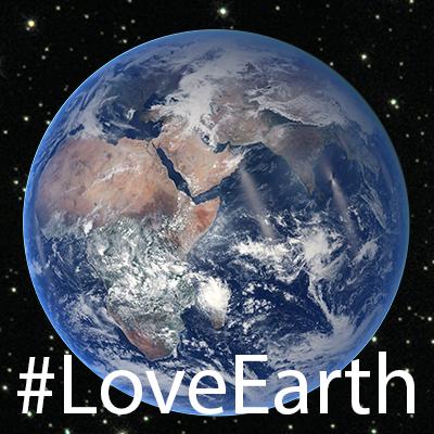 #LoveEarth