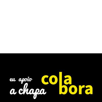 Apoie a chapa Colabora!