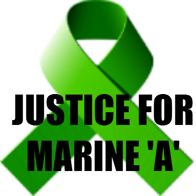 Justice For Marine 'A'