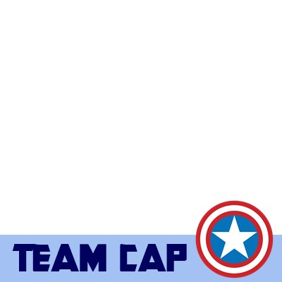 I'm TEAM CAP *OLD VERSION*