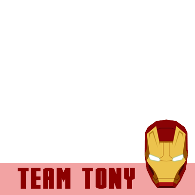 I'm TEAM TONY *OLD VERSION*