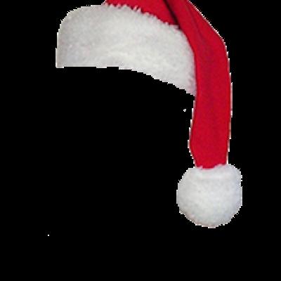 Flipped Santa Hat