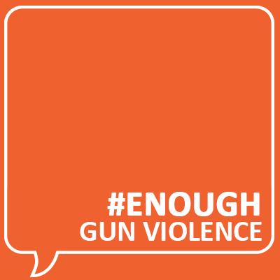 #ENOUGH gun violence
