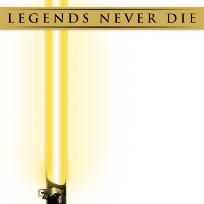 Star Wars Legends Never Die