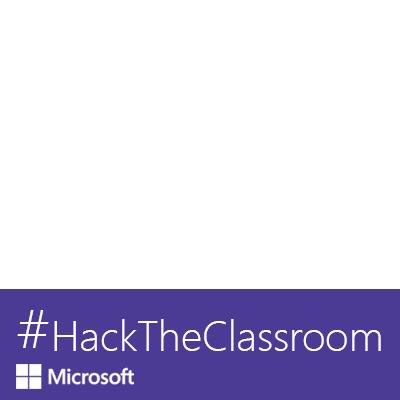 #HackTheClassroom