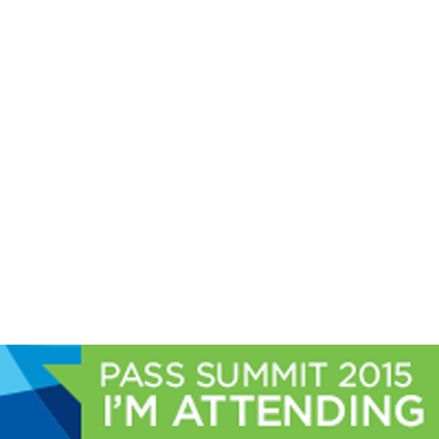 PASS Summit 2015 - Attending