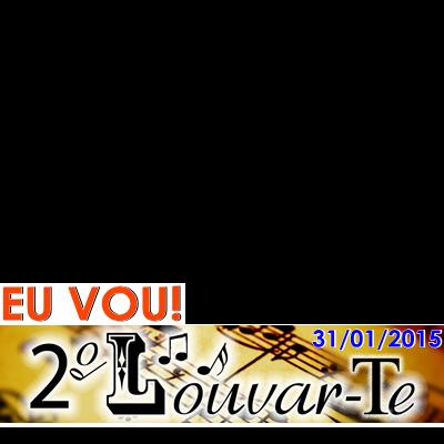 2º Louvar-Te