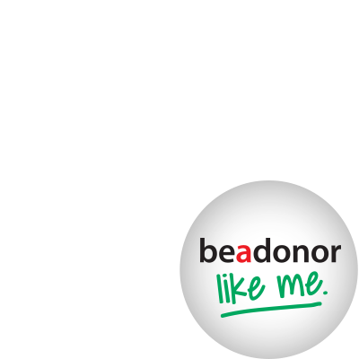 BeADonor like me